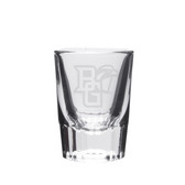 Bowling Green State Falcons Deep Etched Classic Shot Glass