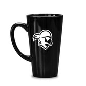 Seton Hall Deep Etched 16 oz. Black Java Mug