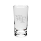 Wake Forest Demon Deacons Deep Etched 10 oz. Highball Glass