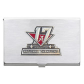 Alabama Crimson Tide 2017 National Champions Business Card Case