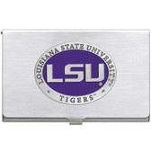 LSU Tigers Business Card Case Set of 2
