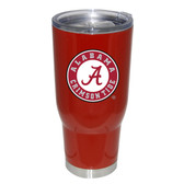Alabama Crimson Tide 32oz Decal Powder Coated Stainless Steel Tumbler