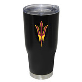 Arizona State Sun Devils 32oz Decal Powder Coated Stainless Steel Tumbler