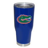 Florida Gators 32oz Decal Powder Coated Stainless Steel Tumbler