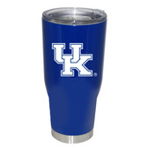 Kentucky Wildcats 32oz Decal Powder Coated Stainless Steel Tumbler
