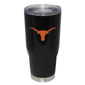 Texas Longhorns 32oz Decal Powder Coated Stainless Steel Tumbler