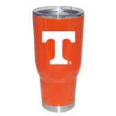 Tennessee Volunteers 32oz Decal Powder Coated Stainless Steel Tumbler