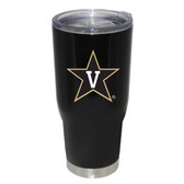 Vanderbilt Commodores 32oz Decal Powder Coated Stainless Steel Tumbler