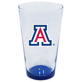Arizona Wildcats 16oz Highlight Pint Glass