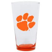 Clemson Tigers 16oz Highlight Pint Glass