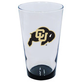 Colorado Buffaloes 16oz Highlight Pint Glass