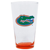 Florida Gators 16oz Highlight Pint Glass