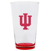 Indiana Hoosiers 16oz Highlight Pint Glass