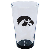 Iowa Hawkeyes 16oz Highlight Pint Glass