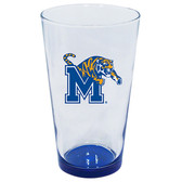 Memphis Grizzlies 16oz Highlight Pint Glass