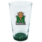 Marshall Thundering Herd 16oz Highlight Pint Glass