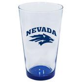 Nevada Wolfpack 16oz Highlight Pint Glass