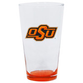 Oklahoma State Cowboys 16oz Highlight Pint Glass