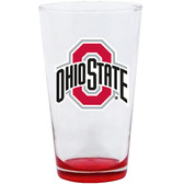 Ohio State Buckeyes 16oz Highlight Pint Glass