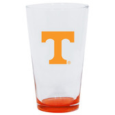 Tennessee Volunteers 16oz Highlight Pint Glass