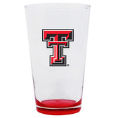 Texas Tech Red Raiders 16oz Highlight Pint Glass