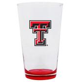 Texas Tech Red Raiders 16oz Highlight Pint Glass