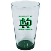 North Dakota Sioux 16oz Highlight Pint Glass