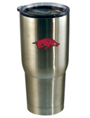 Arkansas Razorbacks 22oz Decal Stainless Steel Tumbler