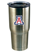 Arizona Wildcats 22oz Decal Stainless Steel Tumbler