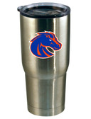Boise State Broncos 22oz Decal Stainless Steel Tumbler