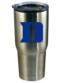 Duke Blue Devils 22oz Decal Stainless Steel Tumbler