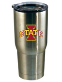 Iowa State Cyclones 22oz Decal Stainless Steel Tumbler
