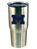 Miami Hurricanes 22oz Decal Stainless Steel Tumbler