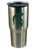 Michigan State Spartans 22oz Decal Stainless Steel Tumbler