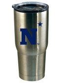 Navy Midshipmen 22oz Decal Stainless Steel Tumbler