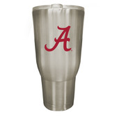 Alabama Crimson Tide 32oz Stainless Steel Decal Tumbler