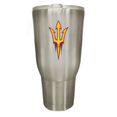 Arizona State Sun Devils 32oz Stainless Steel Decal Tumbler