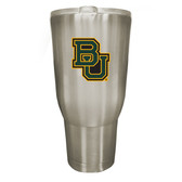 Baylor Bears 32oz Stainless Steel Decal Tumbler