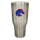 Boise State Broncos 32oz Stainless Steel Decal Tumbler