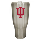 Indiana Hoosiers 32oz Stainless Steel Decal Tumbler
