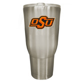 Oklahoma State Cowboys 32oz Stainless Steel Decal Tumbler