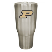 Purdue Boilermakers 32oz Stainless Steel Decal Tumbler