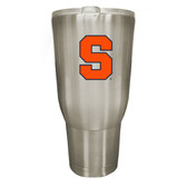 Syracuse Orangemen 32oz Stainless Steel Decal Tumbler
