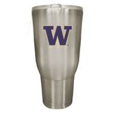 Washington Huskies 32oz Stainless Steel Decal Tumbler