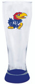 Kansas Jayhawks 23 oz Highlight Decal Pilsner