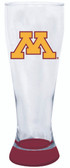 Minnesota Golden Gophers 23 oz Highlight Decal Pilsner