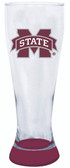 Mississippi State Bulldogs 23 oz Highlight Decal Pilsner
