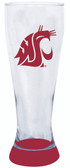 Washington State Cougars 23 oz Highlight Decal Pilsner