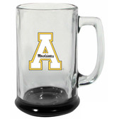 Appalachian State Mountaineers 15 oz Highlight Decal Glass Stein