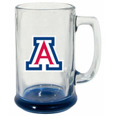 Arizona Wildcats 15 oz Highlight Decal Glass Stein